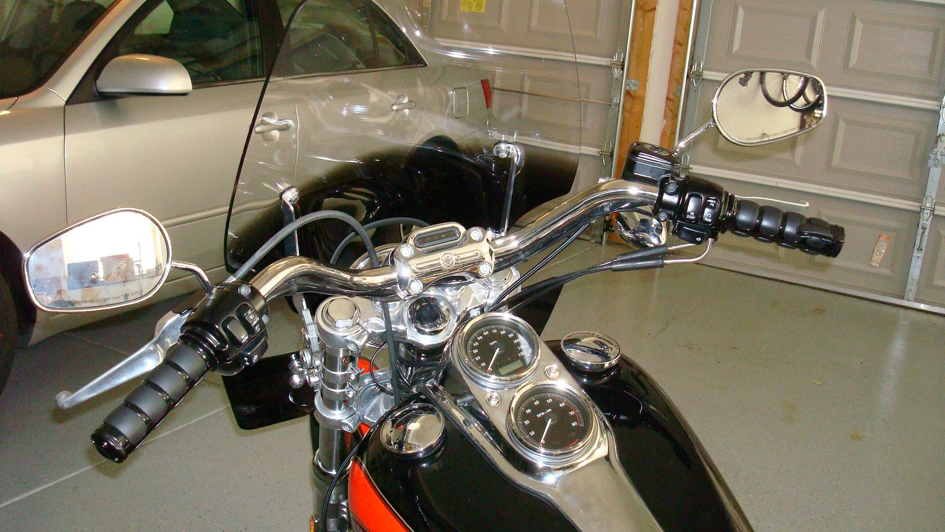 Throttle Idle Cable 1981-1989 Harley Davidson Super Glide FXR NEW