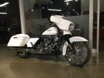 Luc Morin's 2014 Harley Davidson Street Glide Special - FLHXS
