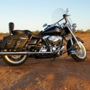 My New Road King Classic