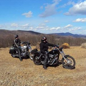 Moorefield Wv Loop Early Season Ride
