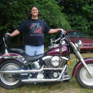 Me And My Harley
