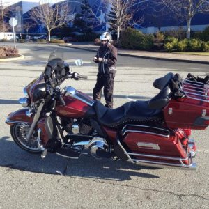 Pix Of My Electra Glide