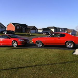 My Old Hot Rod's :)